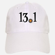 13.1 with orange flower Baseball Baseball Cap