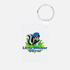 Little Stinker Oliver Keychains