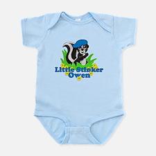 Little Stinker Owen Infant Bodysuit