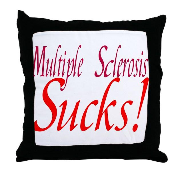 Multiple sclerosis sucks ian