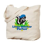 Little Stinker Parker Tote Bag