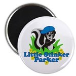 Little Stinker Parker Magnet