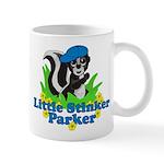 Little Stinker Parker Mug