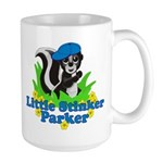 Little Stinker Parker Large Mug