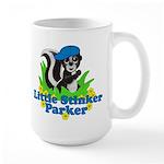 Little Stinker Parker Large Mug