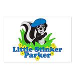 Little Stinker Parker Postcards (Package of 8)