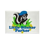 Little Stinker Parker Rectangle Magnet