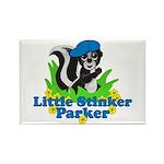 Little Stinker Parker Rectangle Magnet (10 pack)