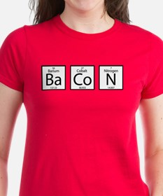Women's Bacon elements T-Shirt
