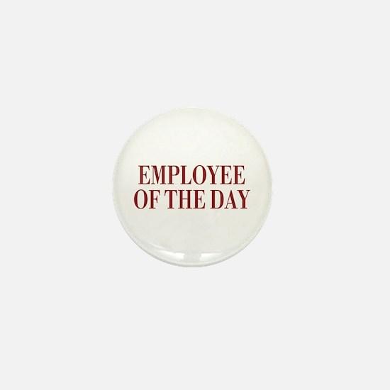 Employee Mini Button