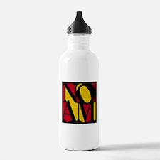 Funny 9 Water Bottle