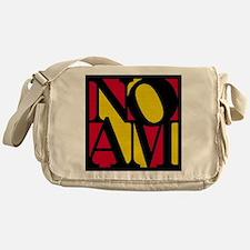 Funny Anti bush Messenger Bag