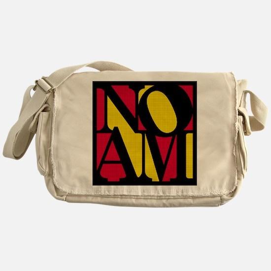 Unique Anti bush Messenger Bag