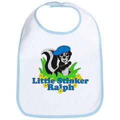 Little Stinker Ralph Bib