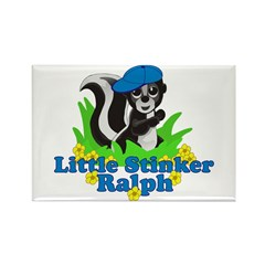 Little Stinker Ralph Rectangle Magnet (100 pack)