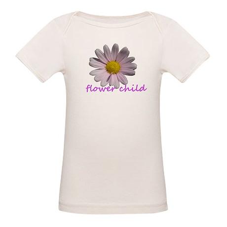 Flower Child Organic Baby T-Shirt