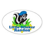 Little Stinker Randon Sticker (Oval 10 pk)