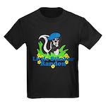 Little Stinker Randon Kids Dark T-Shirt
