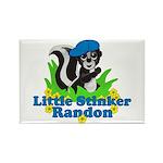 Little Stinker Randon Rectangle Magnet