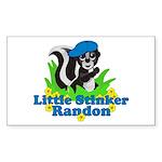 Little Stinker Randon Sticker (Rectangle)