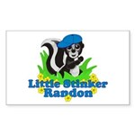 Little Stinker Randon Sticker (Rectangle 10 pk)