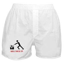 Kill Your Television Boxer Shorts