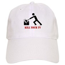 Kill Your Television Baseball Cap