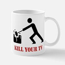 Kill Your Television Mug