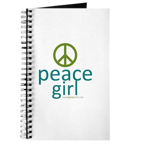 Peace Girl Journal