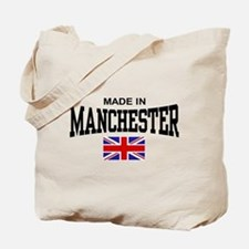 Made In Manchester Tote Bag