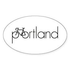 Bike Portland Decal