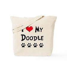 My Dog Rulez! Tote Bag