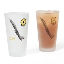VF-202 Superheats Drinking Glass