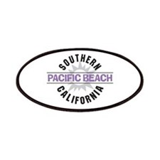 Pacific Beach California Patches