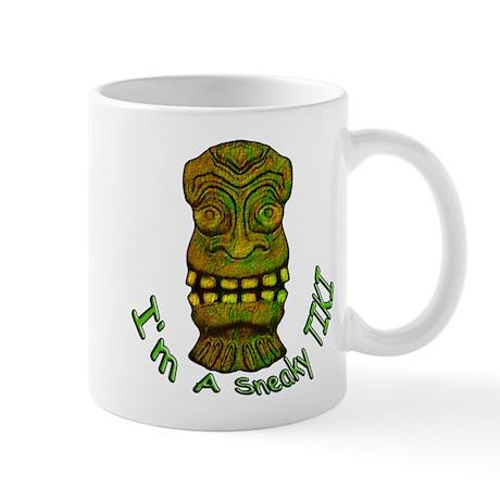 Sneaky Tiki Mug