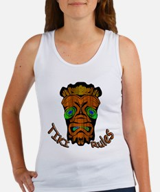 Tiki Rules Women's Tank Top