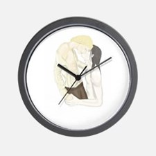 Cute Twilight pride Wall Clock