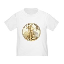 The Liberty Gold Coin T