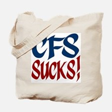 CFS Sucks! Tote Bag