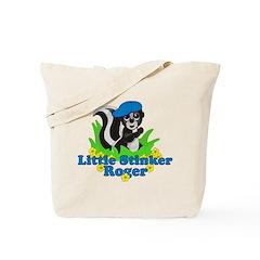 Little Stinker Roger Tote Bag