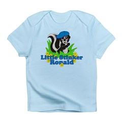 Little Stinker Ronald Infant T-Shirt