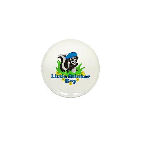 Little Stinker Roy Mini Button