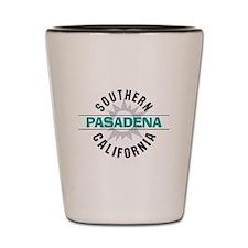 Pasadena California Shot Glass