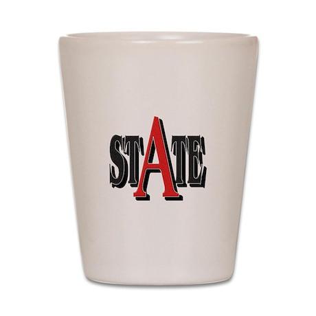 A State Shot Glass