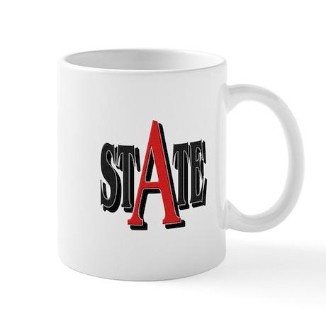 A State Mug