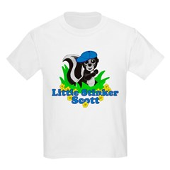 Little Stinker Scott T-Shirt
