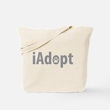 iAdopt Tote Bag