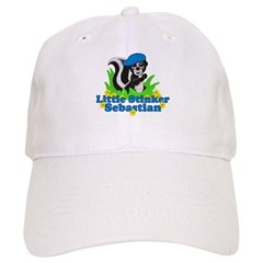 Little Stinker Sebastian Baseball Cap
