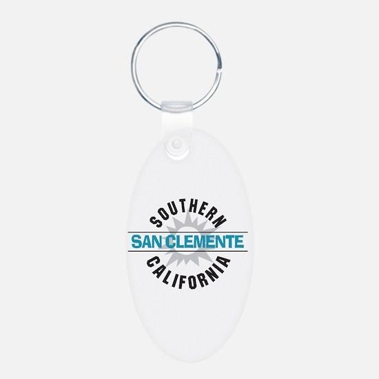 San Clemente California Keychains