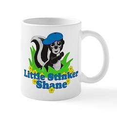 Little Stinker Shane Mug